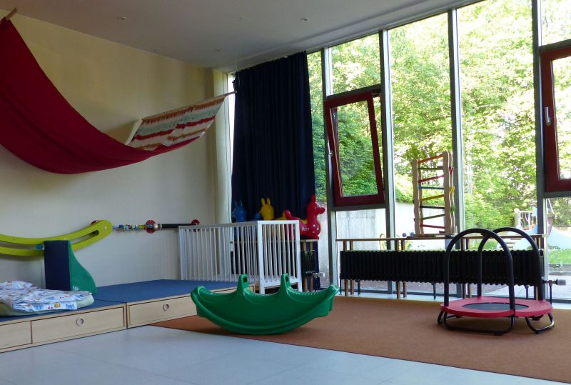 LITTLE BIRD Portal Daycare center KiTa Kinderzimmer