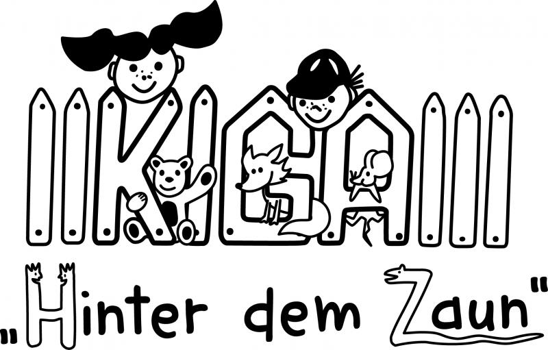 Little Bird Portal Day Care Center Kindergarten Hinter Dem